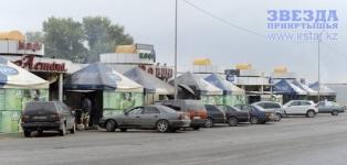 Собственники шашлычных кафе за автомобильным мостом дождались уведомлений от подрядчика