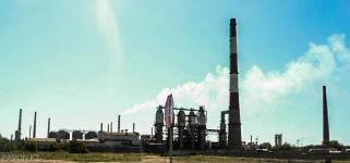Сокращение выбросов в атмосферу экологи связывают с уменьшением объемов производства