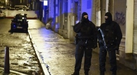 Полиция Бельгии ликвидировала двух предполагаемых террористов