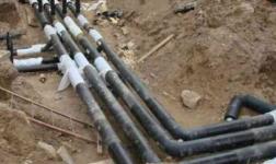 В поселке Ленинском впервые начато строительство водопровода