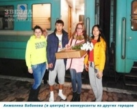Гран-при приехал в Павлодар