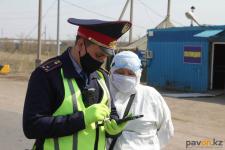 109 студентов-казахстанцев приехали из Омска в Павлодарскую область