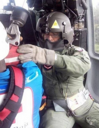 В Колумбии мать с ребенком чудом выжили после авиакатастрофы