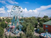 В Павлодарской области всего три парка развлечений и четыре кинотеатра