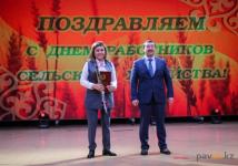 В Павлодаре чествовали работников сельского хозяйства