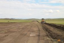 Аэродром в Баянауле обещают сдать в июле этого года