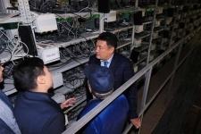 В Экибастузе профицит электроэнергии начали использовать для майнинга