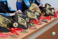 Комплект наград привезли спортсмены Павлодарской области с международного турнира по грэпплингу
