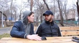 Повседневные фразы разных казахстанцев