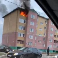 Из-за короткого замыкания загорелась квартира в Экибастузе