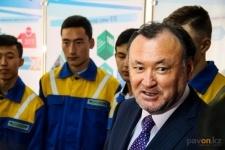 Павлодар посетилпервый заместитель председателя партии «Нур Отан»
