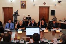 На сессии городского маслихата депутаты проголосовали за переименование улицы Ленина