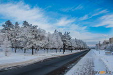 Снова снег прогнозируют синоптики
