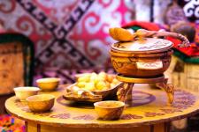 Шубат и консервы из верблюжатины производят на заводе в Павлодарской области