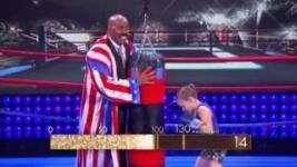 Девочка-боксерша из Павлодара покорила американских зрителей