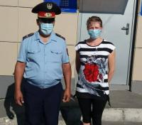 Два пропавших смартфона вернул владелице полицейский Иртышского района