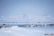 В Павлодарской области завершается подготовка трасс к весенним паводкам