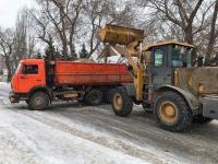 Более 75 тысяч тонн снега вывезли из Павлодара этой зимой