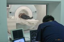 В Павлодарском областном кардиоцентре заработал аппарат МРТ, который не функционировал полгода