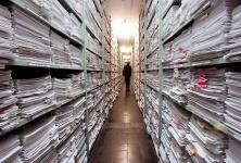 90 тонн документов угрожают зданию архива