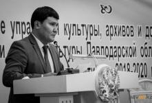 Руководитель управления культуры Павлодарской области погиб в автомобильной катастрофе