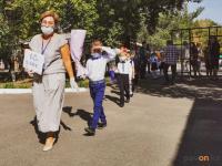 Больше четырех тысяч первоклассников Павлодара сядут за школьные парты