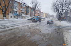 В Павлодаре в связи с аварией водопровода временно отключат воду и тепло на пяти улицах