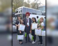 Юные павлодарские художники стали победителями международного фестиваля «Дети рисуют Мир. Азия»