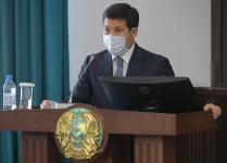 Абылкаир Скаков рассказал о том, как решаются вопросы с отоплением в Павлодаре