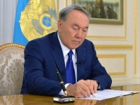 Нурсултан Назарбаев произвел ряд назначений в Вооруженных силах РК