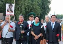 Внучка  генерала Панфилова посетила Павлодар