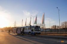 В Павлодаре многодетную мать высадили из автобуса