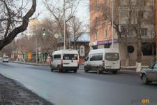 Интервал движения маршруток в Павлодаре сократят до шести минут