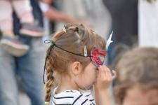 Родителей с детьми в образах персонажей из мультфильмов приглашают в горсад 10 августа