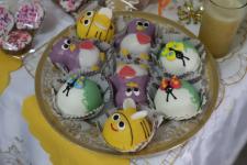 Павлодарские студенты приготовили несколько видов особенных десертов