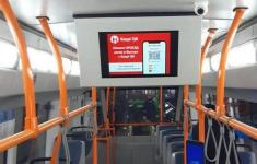 В павлодарских трамваях теперь можно оплатить проезд с помощью Kaspi QR