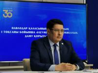 О планах по содержанию городских территорий рассказал аким Павлодара