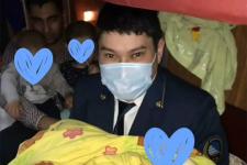 Женщина родила в вагоне поезда по пути в Павлодар