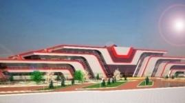 В Павлодаре приступили к строительству олимпийского городка