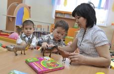 В павлодарских детсадах не хватает мест для двухлеток