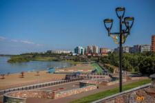 Сухая и ветреная погода ожидается в Павлодаре в ближайшие дни