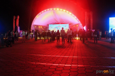 Российская певица Ирина Дубцова даст концерт на Ertis Promenade