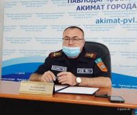 Пять частных бань сгорели с начала года в Павлодаре