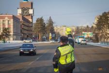 В Павлодаре на центральных улицах отключены светофоры