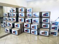 Гуманитарная помощь из России в виде масок, термометров и антисептиков скоро прибудет в Павлодар