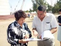 До конца года в микрорайоне Сарыарка сдадут еще три жилых дома