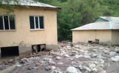 Подсчитан ущерб от селя в Талгаре