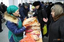 С 15 февраля сельскохозяйственная ярмарка в Павлодаре будет проходить ежедневно