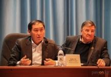 Аким Павлодара пристыдил руководителей госучреждений за безучастие в благоустройстве города