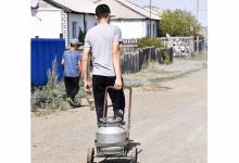 Чистая питьевая вода появилась у жителей отделения сельского округа в Экибастузе